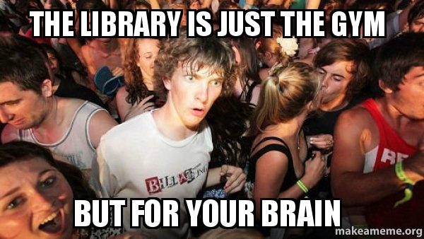Sudden Clarity Clarence meme