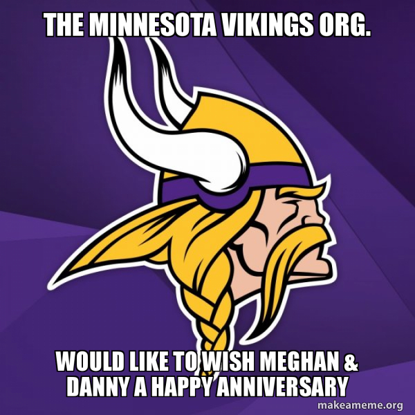Minnesota Vikings meme