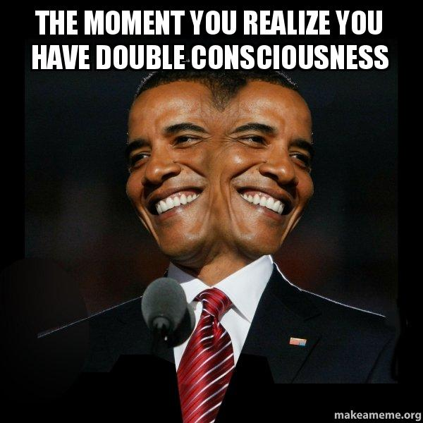 Two Faced Obama memeFredo Meme