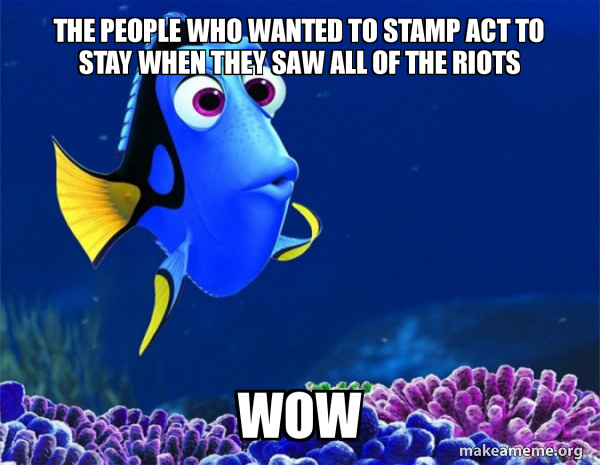 Dory from Nemo  (5 second memory) meme