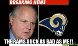 The Rams Suck 42