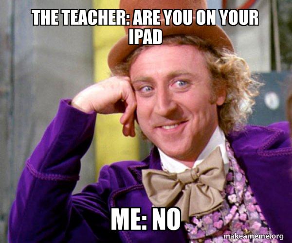 Willy Wonka Sarcasm Meme meme
