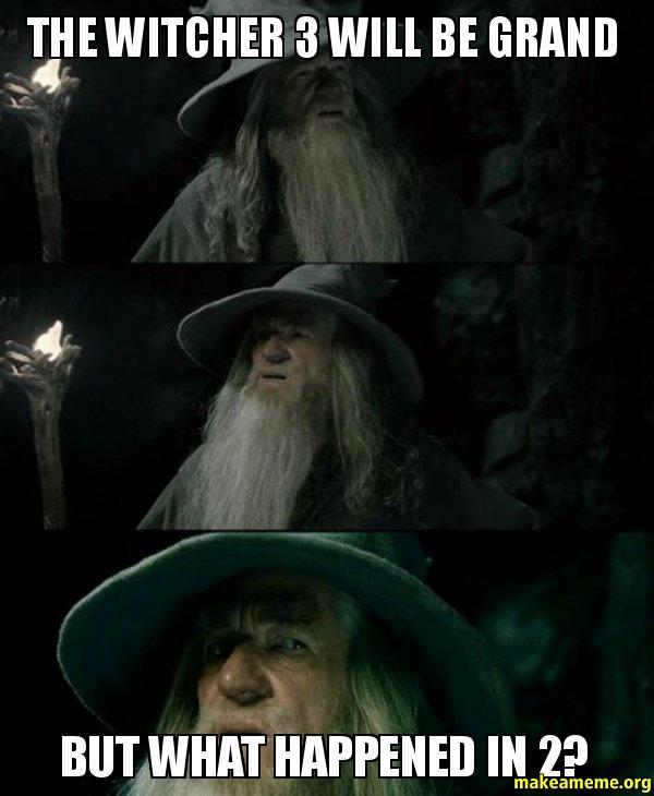 The 20 Best Witcher Memes So Far Let S Eat Cake