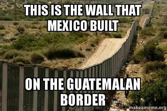 Gallery For > Mexican Border Memes