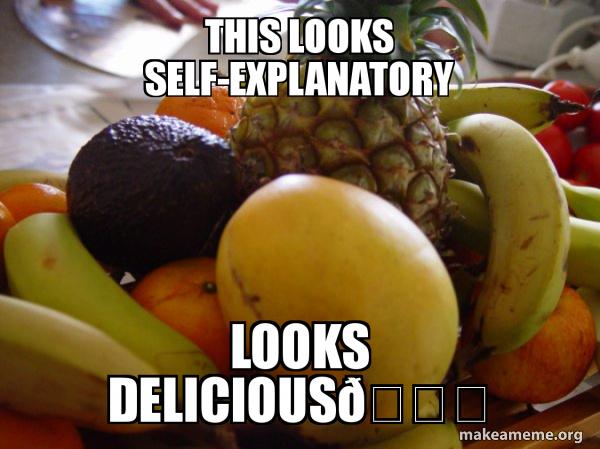 Fruit meme