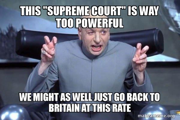 Dr Evil Austin Powers meme