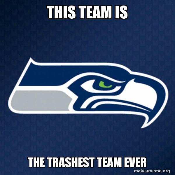 Seattle Seahawks meme
