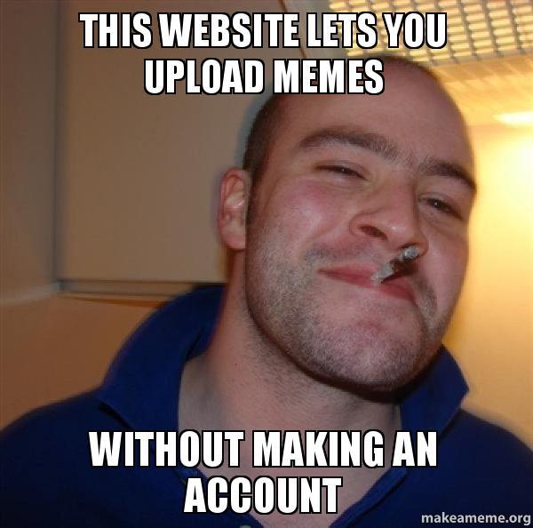 Good Guy Greg meme