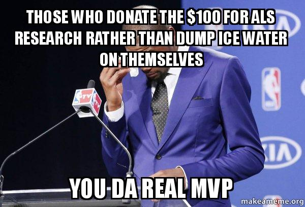 Kevin Durant You Da The Real Mvp meme