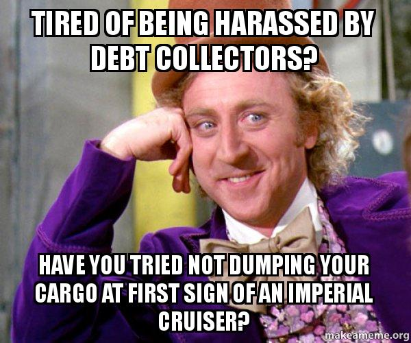Tired Of Being Harassed By Debt Collectors Have You Tried Not