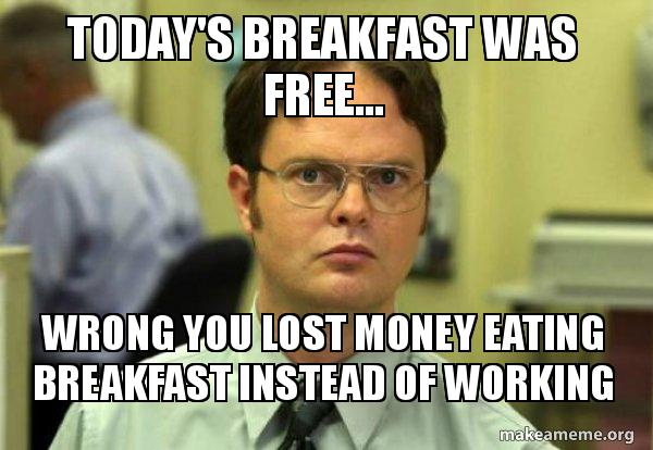 Office Breakfast Meme Wwwnaturalrugsstore