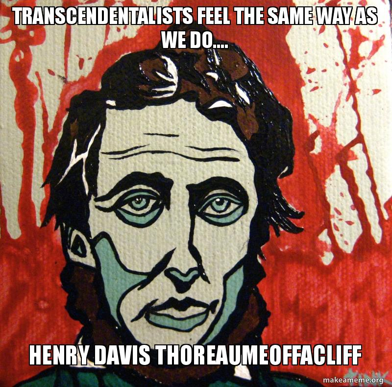 transcendentalist american essayist Transcendentalism essay thousands of american history with lists of the selected essays and religion that emerged in transcendentalism.