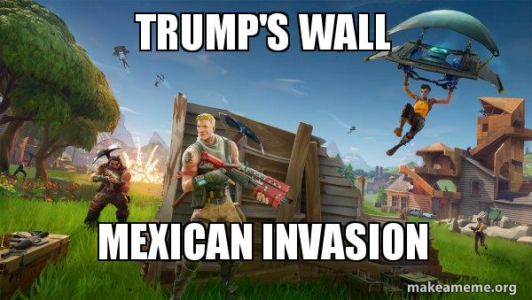 Image result for trump fortnite