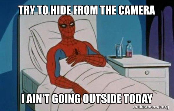 Spiderman Cancer meme