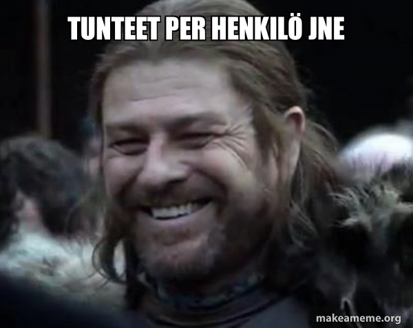 Happy Ned Stark Meme meme