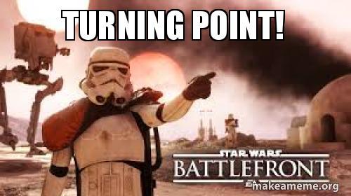 turning point turning point! make a meme
