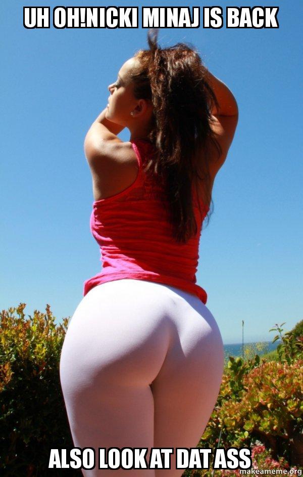 yogapants ass