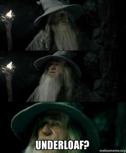 Confused Gandalf meme