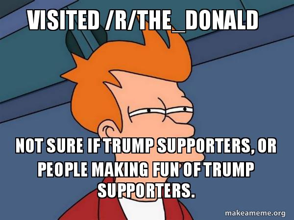 R/The Donald