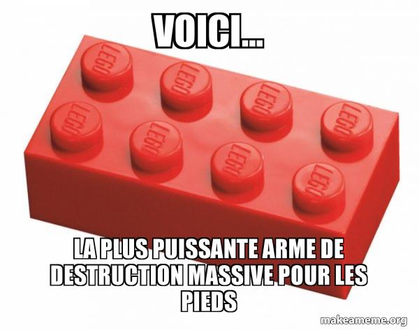 Lego meme meme