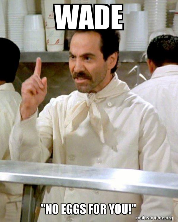 Soup Nazi from Seinfeld meme