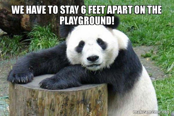 Confession Panda meme