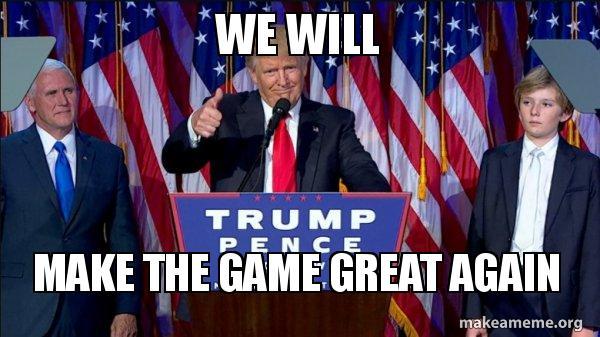 President Elect Trump meme
