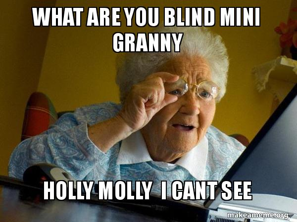 Have You Seen Molly Meme