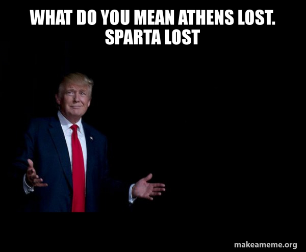 Trump Everything is FIne meme