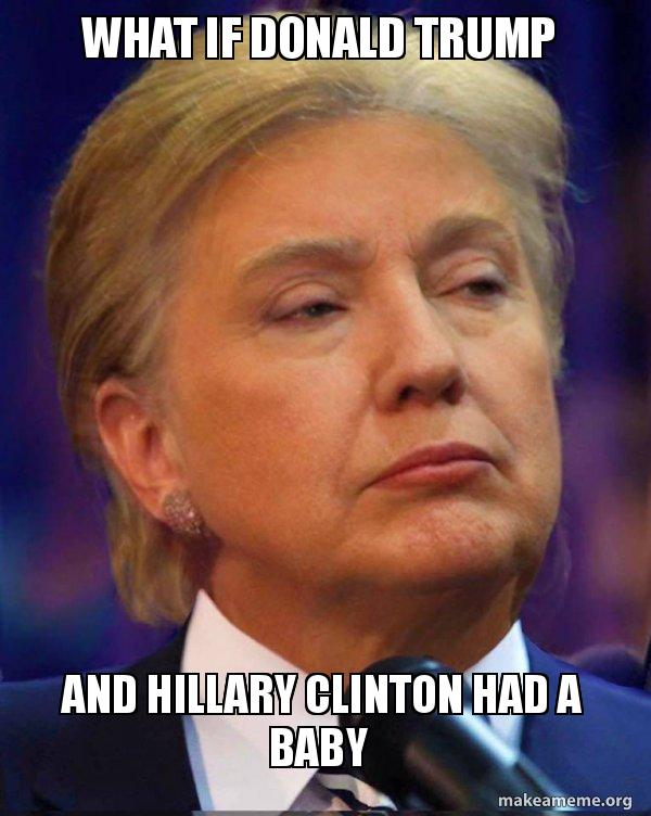 Trillary Meme Download The Iphone App Trillary What If Donald Trump