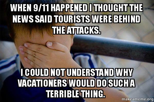 understanding the reasons why the attacks of the september 11 happened in the us The 9/11 attacks allowed the us to press the go  prove a connection between big oil and what happened on september 11th but  9-11 and peak oil:.