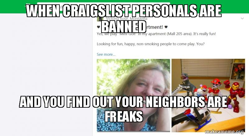 craigslist type personals
