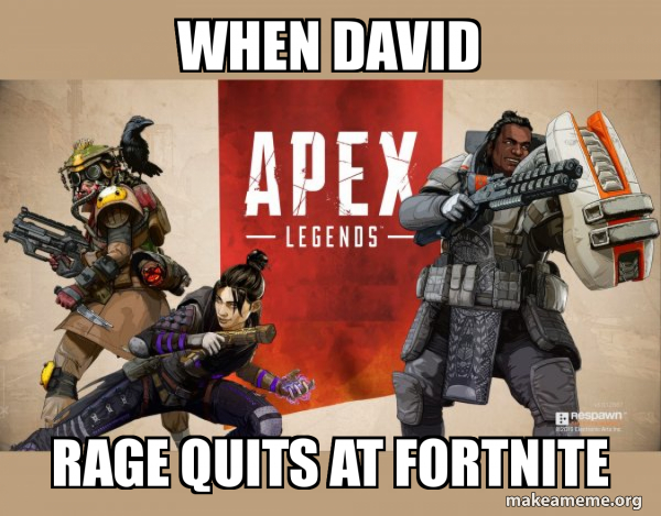 Apex rage