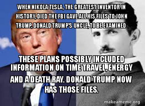 When Nikola Tesla, the greatest inventor in history, died
