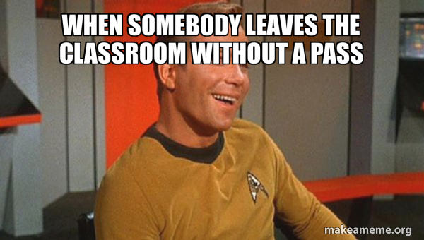 Ridiculously Photogenic Starship Captain meme