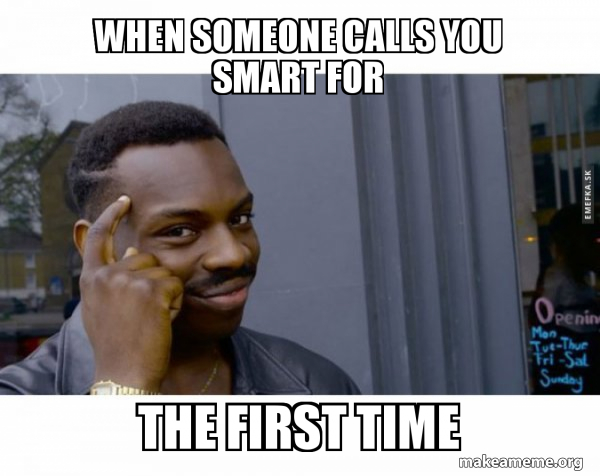 You smart calls when a guy You are