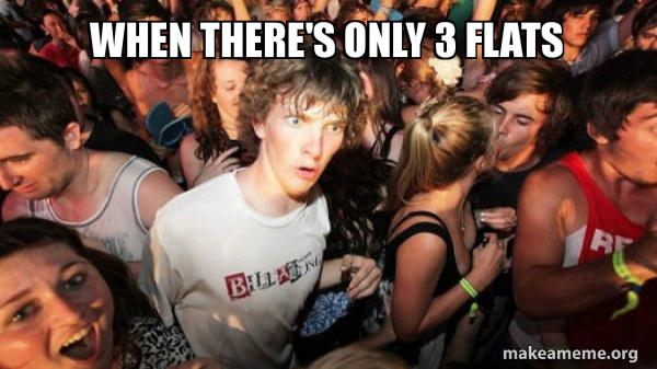 Sudden Clarity Clarence meme