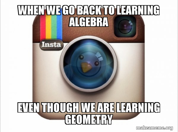 Instagram twitter meme