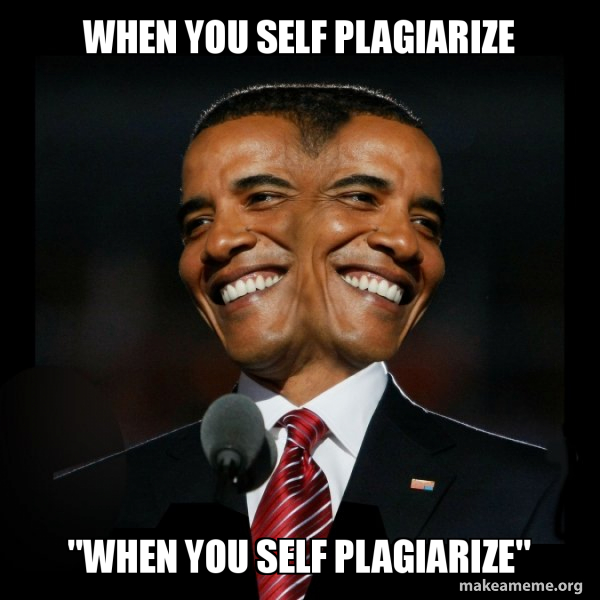 Two Faced Obama meme