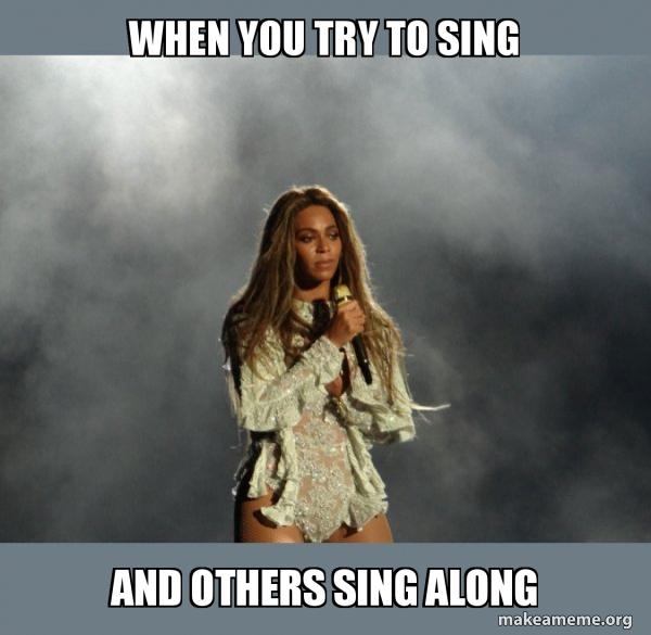 Beyoncé Knowles meme