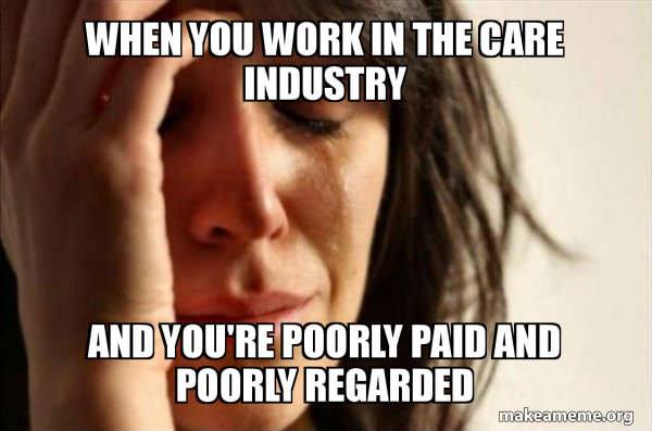 First World Problems meme