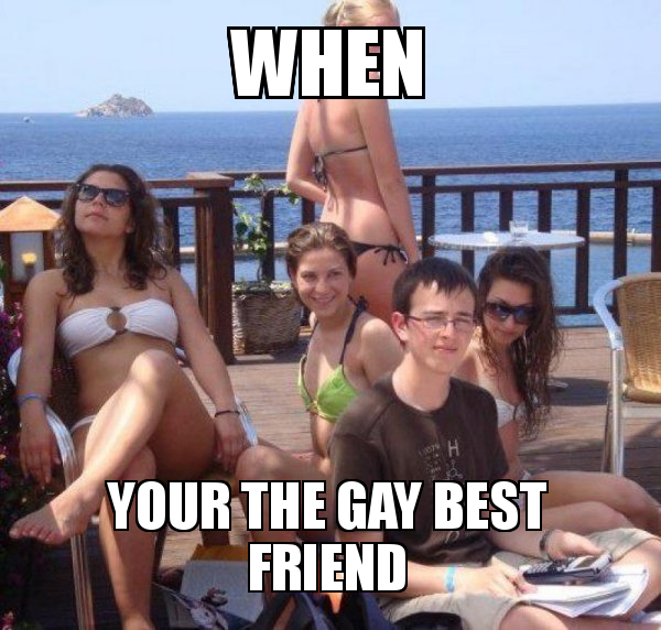What to do when your friend is gay