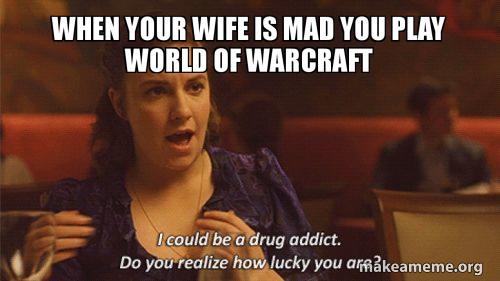 world of warcraft memes reddit