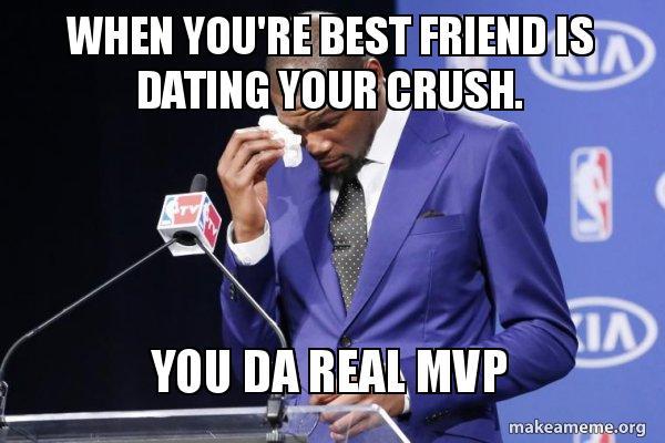 dating your best friend meme