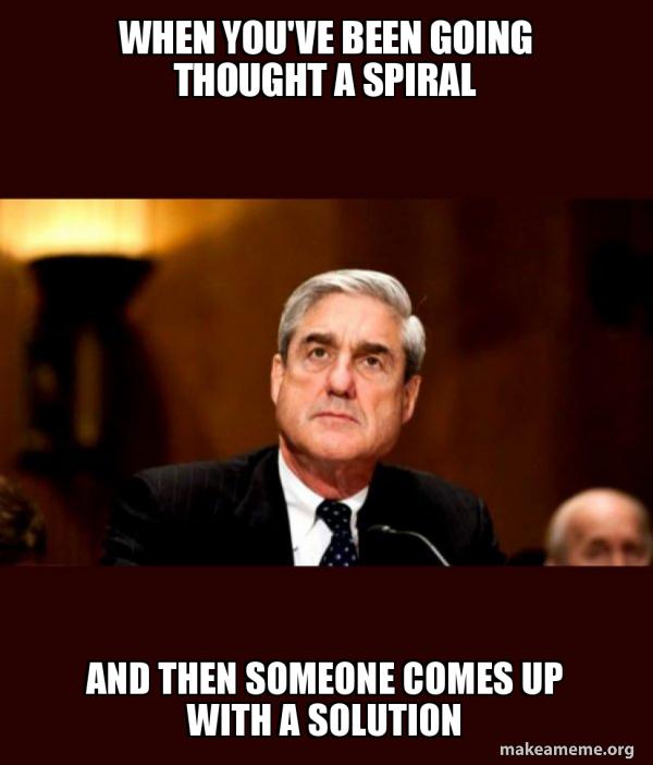 Robert Mueller meme
