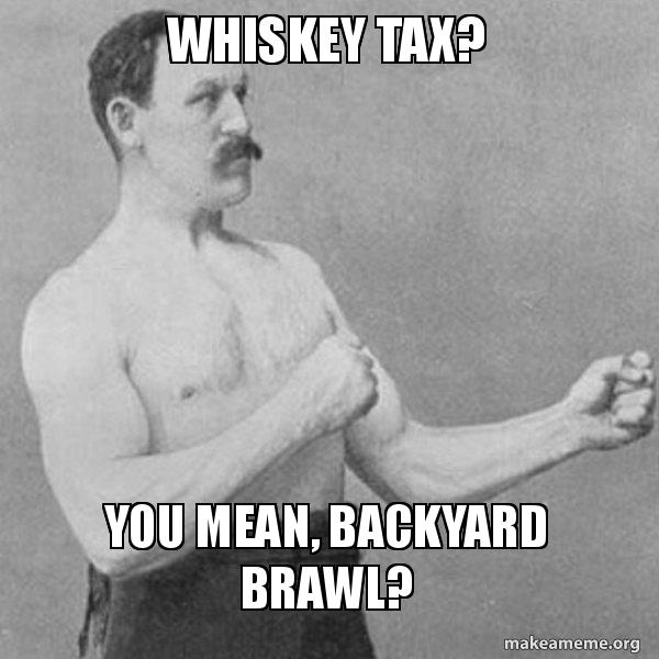 Overly Manly Man meme