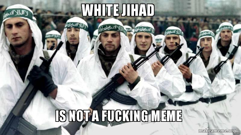 White Jihad