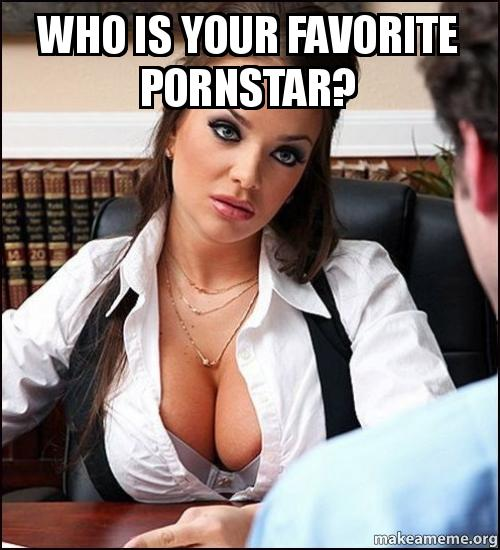 Who is your favourite pornstar rocco