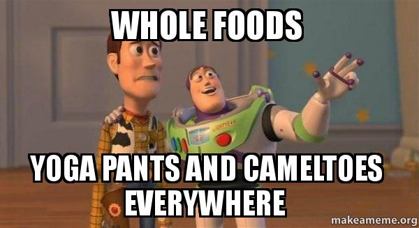 ... Cameltoes Everywhere - Buzz and Woody (Toy Story) Meme | Make a Meme