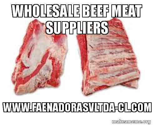 Wholesale Beef Meat Suppliers www faenadorasvltda-cl com